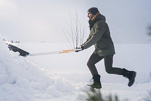Fiskars Schneewanne Polyethylen 72cm breit, 143021 - 4