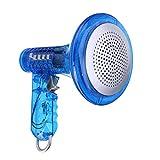 STOBOK Voice Changer Bullhorn Plastic Multi Voice Changing Megaphone Toy Handheld Cheering Loudspeaker...
