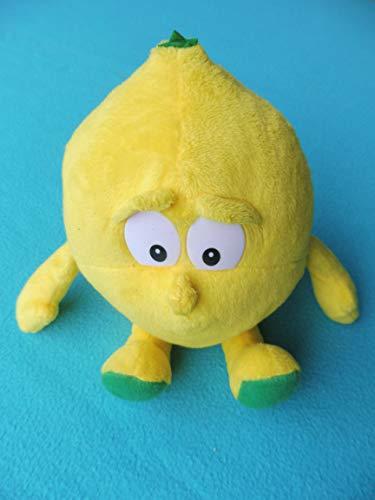 Vitamin Stars/Goodness Gang Zitrone Zilli Plüsch Figur Kuschel Tier 25cm