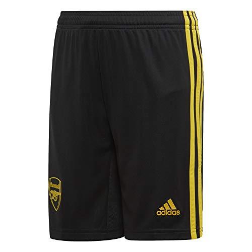adidas Kinder Arsenal 3 Shorts, Black, 140