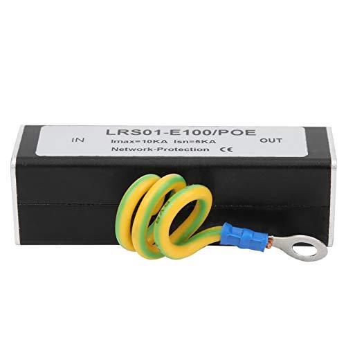 Protección de redes de tira de salida de cámara IP POE, protector de sobretensión de redes, para el hogar y la oficina, protección contra sobrecargas, viajes, hotel, tabletas