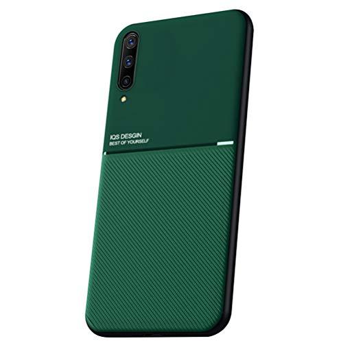MOONCASE Honor 20 Lite (China) Funda, Carcasa de TPU Suave y a Prueba de Golpes Diseño único Antideslizante Funda para Huawei Honor 20 Lite (China) 6.3' - Verde