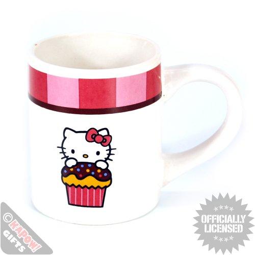 Hello Kitty - Mug Hello Kitty Muffin Rose