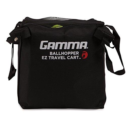 Gamma Sports EZ Travel Cart Pro Ball Hopper (BEZTB00)