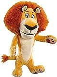Schmidt Spiele DreamWorks 42707 Madagascar Alex - Peluche de león pequeño, 18 cm, Multicolor