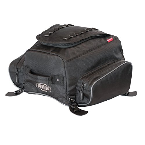 Dowco Iron Rider 04979 Reflective Frenzy Motorcycle Tail Bag