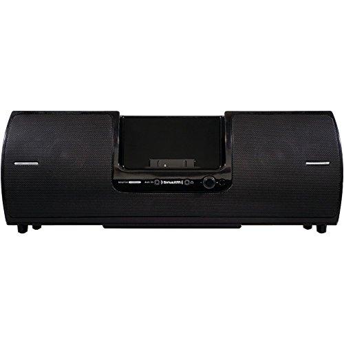 SIRIUS-XM SXSD2 Dock & Play Radio Boom Box - NINETY DAYS Warranty