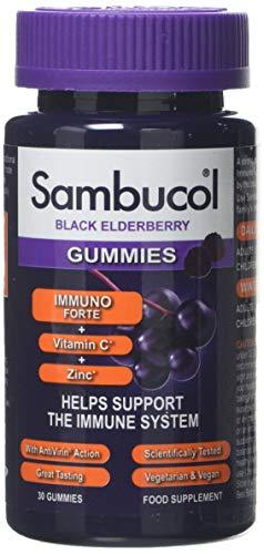 Sambucol Immuno Forte Gummies 30'S