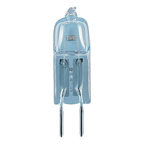Osram HaloStar Halogen-Niedervoltlampe, GY6.35-Sockel, dimmbar, 12 Volt, 35 Watt - Ersatz für 50 Watt, Warmweiß - 2900K, 2er-Pack