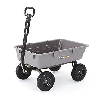 Best poly garden cart Reviews