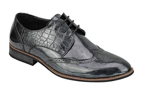 para Hombre Zapatos de Vestir de imitación de Cuero de la Oficina...