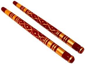 Dandiya Sticks - Wood Stick (Sankheda Dandiya)