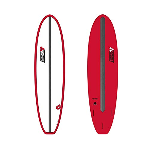 Channel Islands Tabla de Surf X-Lite Chancho 8.0 Rojo