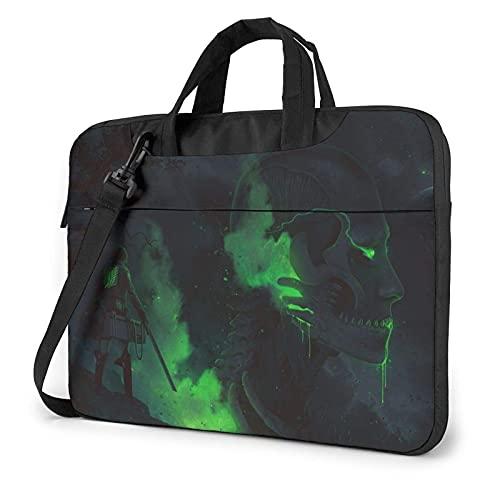 Atta(-On-) Titan Laptop Bag 13 14 15.6 Inch Briefcase Shoulder Menger Bag Shoproof Carrying Case with Organizer for Men Women, Busin Travel