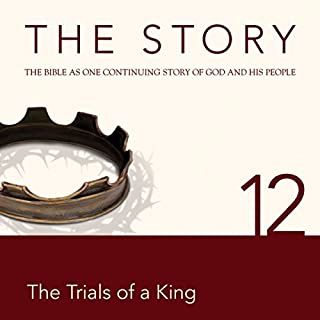 The Story, NIV: Chapter 12 - The Trials of a King (Dramatized) cover art