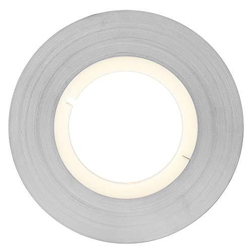 0,15 mm Nickelstreifen-Stahl-Vernickelungsband Batteriepunktschweißband 1 kg für den Batteriebau(0.15 * 10mm)