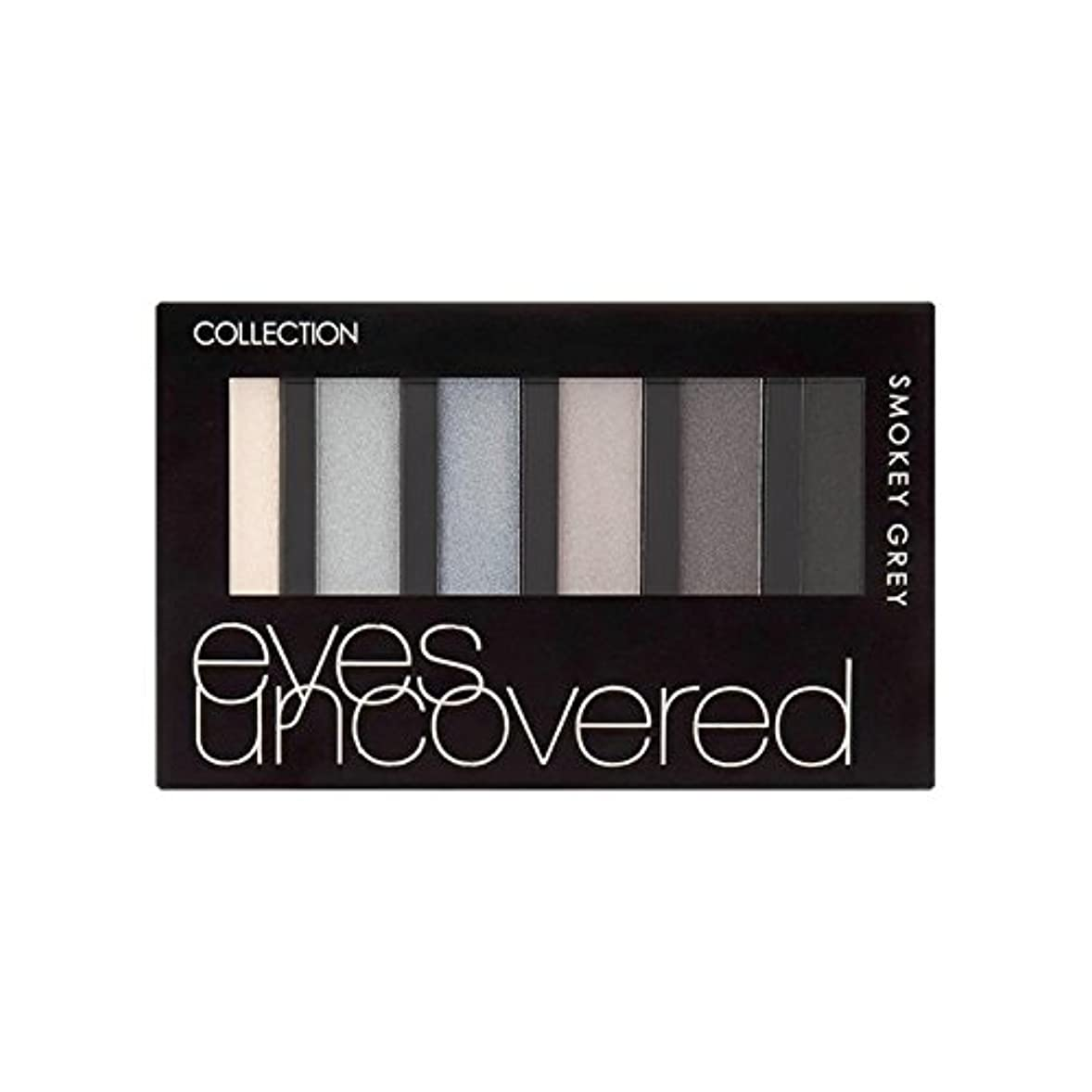 セレナ品説得Collection Eyes Uncovered Palette Smokey Grey 6G - コレクションの目はパレットスモーキーグレー6グラムを発見します [並行輸入品]