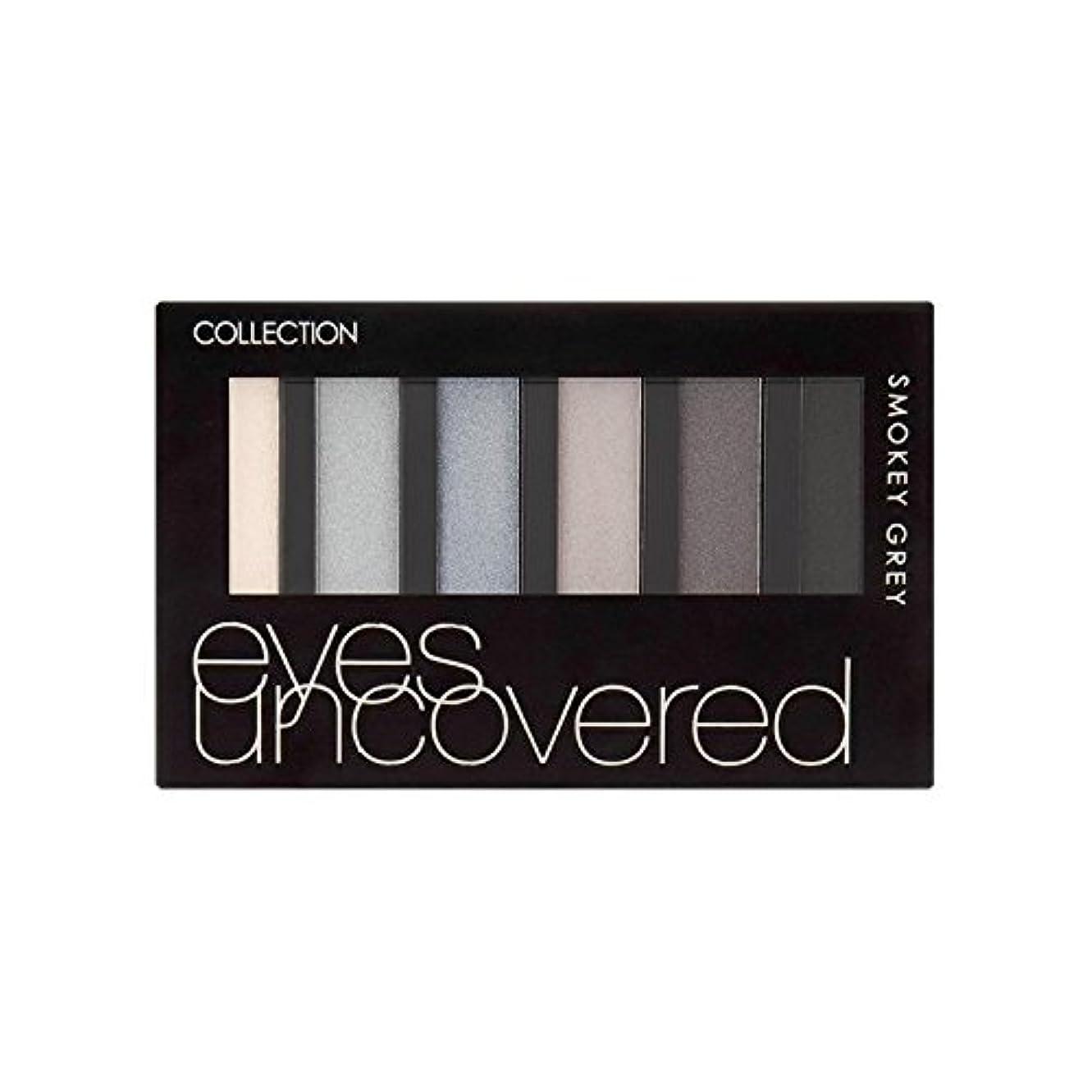安定したスイッチ好むCollection Eyes Uncovered Palette Smokey Grey 6G (Pack of 6) - コレクションの目はパレットスモーキーグレー6グラムを発見します x6 [並行輸入品]
