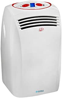 Olimpia Splendid Ellisse HP Climatizador portátil, 2400 W, 41 Decibelios, Plástico, Blanco