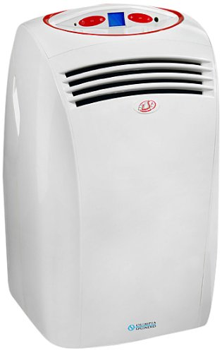 Olimpia Splendid Ellisse HP, climatizzatore portatile A/A++
