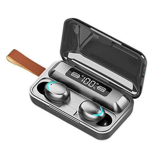 Exanko Nuevo F9-7 Auricular Auriculares InaláMbricos TWS Auriculares EstéReo Envolvente Dual Auriculares Deportivos
