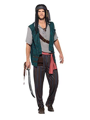 Smiffys Pirate Deckhand Costume