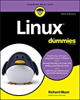 Linux For Dummies, 10th Edition Front Cover
