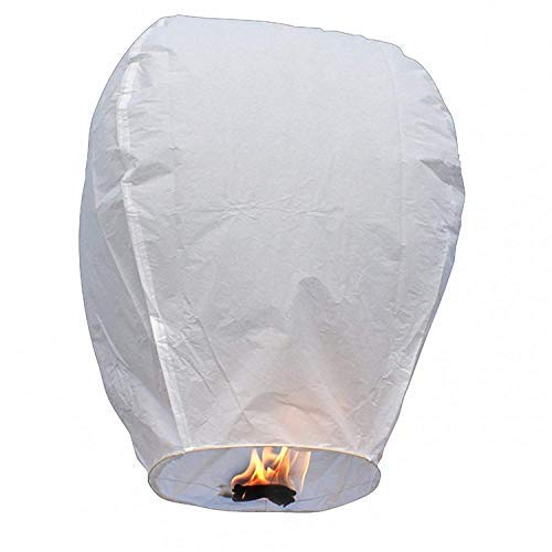 I-TOTAL® - Lanterne Cinesi Volanti/Sky Lantern per...