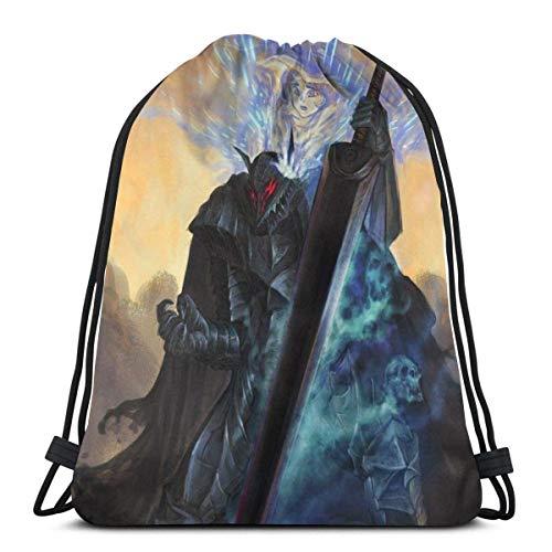 daiyue Drawstring Bag Sport Gym Backpacks Storage Goodie The Electric King