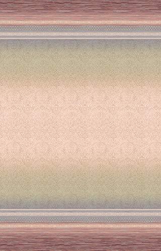 Bassetti Foulard - Foulard (algodón, 350 x 270 cm), Color Beige