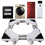 Carrello multifunzione con ruote per oggetti pesanti Lavatrici Asciugatrice Frigoriferi ecc RL1W Modello