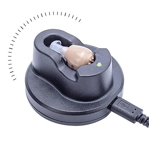 HWZZ Amplificador Auditivo Recargable...