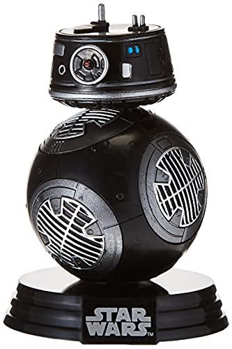 Star Wars - Figuara de Vinilo: Pop! Bobble E8 TLJ: BB-9E
