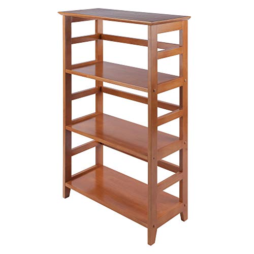 Winsome Terrace 4-Piece Storage Shelf/Bookcase