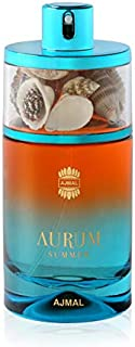 Ajmal Aurum Summer Eau de Parfum for Women, 75ml