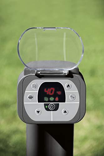 Intex 28414 Pure SPA Octagon – Bubble mit integriertem Kalkschutzsystem, 79 Zoll - 7