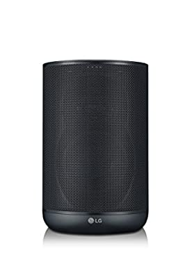 LG Electronics ThinQ Speaker with Google Assistant Built-In - WK7 (Multi-Room Audio Accessories) -}s +}a by LG