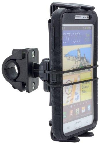 Arkon Bike Handlebar Phone Mount for iPhone X 8 7 6S Plus 8 7 6S Galaxy Note 8 5 Galaxy S8 S7 Retail Black