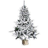 Costruzione durevole: Questo albero di Natale è fatto di materiali durevoli in modo che si può facilmente sopportare l'anno periodo natalizio dopo anno. Aggiungere un tocco magico per TUA CASA: Questo albero di Natale è un grande schema universale di...