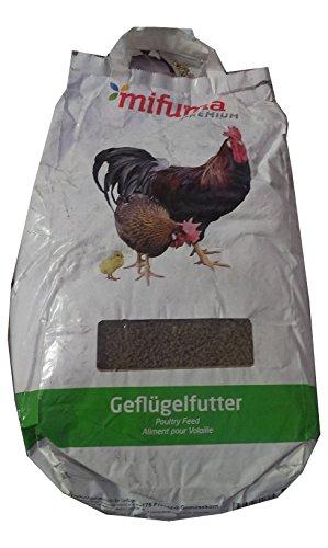 Mifuma Hühnerfutter Frucht und Gemüsekorn 5 kg