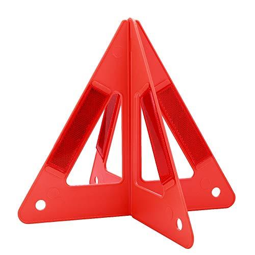 ROSEBEAR Tragbare Auto-Notausfall Reflektierende Warnung Sicherheitsstoppschild