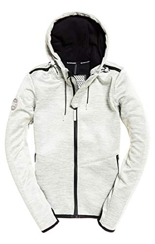 Superdry Prism Hooded windtrekker manteljurk voor dames