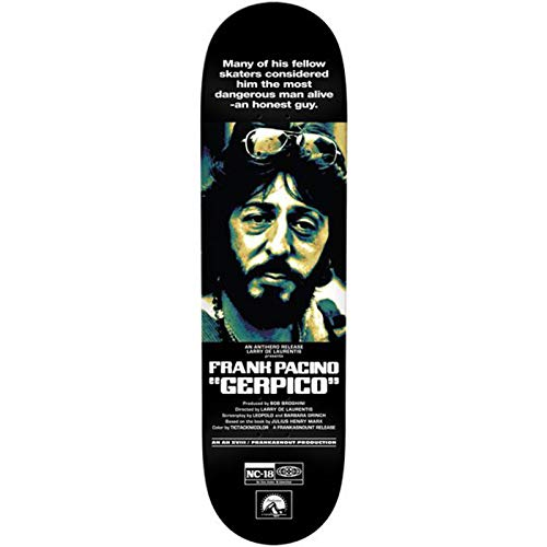 Anti Hero Skateboards-Brett/Deck, 20,3 cm
