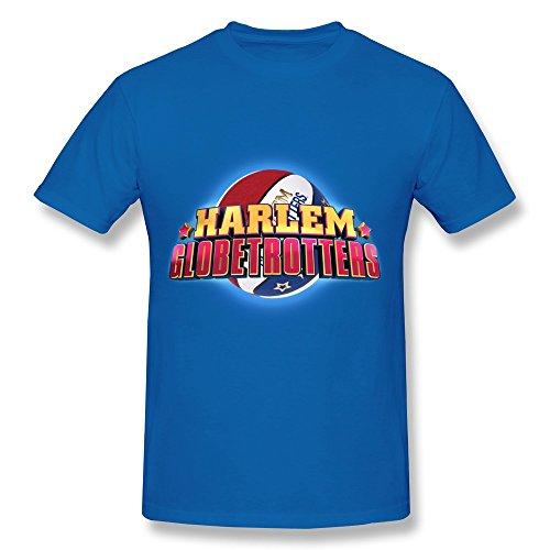 Elma Ellen Harlem Globetrotters World Tour 2016 T Shirt For Men White XXXX-L