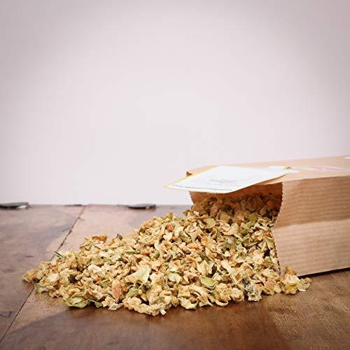 Hitzegrad® Zucchiniflocken, 100 g - Ergänzung zum Barf-Menü in Premiumqualität