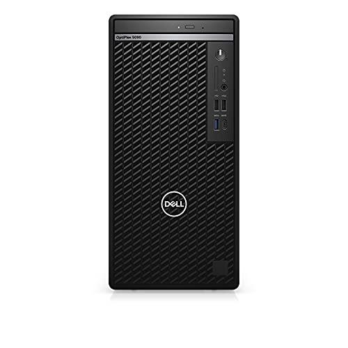 Dell OptiPlex 5090 MT P6P3Y - Intel i7-10700, 8GB RAM, 256GB SSD, Intel UHD Graphics 630, Windows 10 Pro