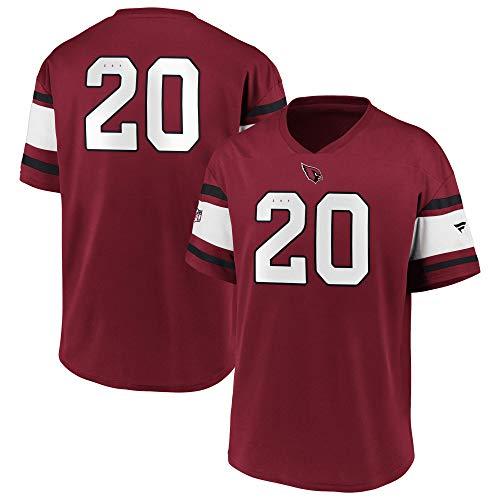 Fanatics Arizona Cardinals T-Shirt Jersey Fanshirt Supporter American Football Rot - XXL