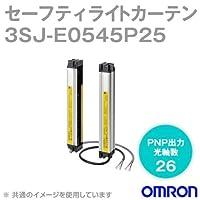 オムロン(OMRON) F3SJ-E0545P25 F3SJ-Eシリーズ セーフティライトカーテン (光軸数 26) (PNP出力) NN