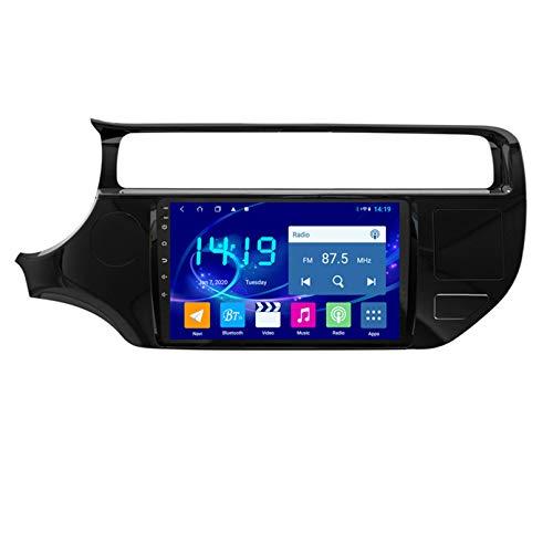 Sistema De Navegación GPS Android Navegación Doble DIN - Para Kia RIO 2015-2016 Pantalla De 9.0 Pulgadas Radio Estéreo WiFi Para Automóvil Con Reproductor Bluetooth USB Cont(Size:2G+32G,Color:4G+WiFi)