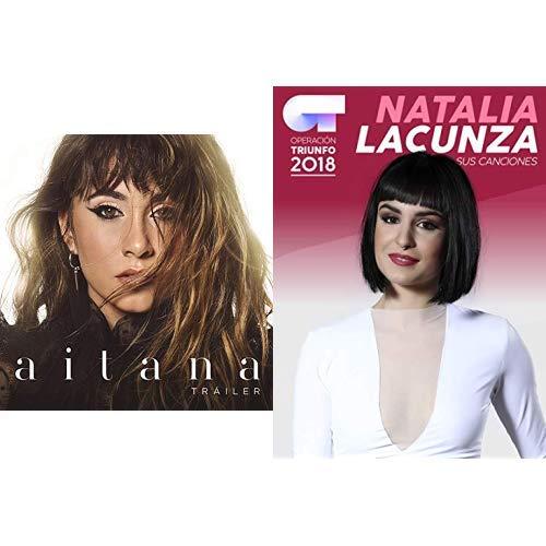 Pack Aitana: Trailer + Natalia Lacunza: Sus canciones